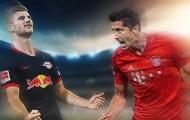 Cuộc đua phá lưới: Đại chiến Lewandowski và Werner