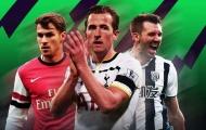 11 bản hợp đồng 'hời' nhất Premier League thập niên qua
