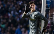Thibaut Courtois đang làm một điều mà Casillas chưa bao giờ làm được