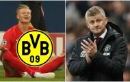 Bạn đã hiểu vì sao Erling Haaland chọn Dortmund thay vì Man Utd?