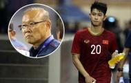 Để Trọng Hùng đá hậu vệ phải, HLV Park Hang-seo đang toan tính điều gì?