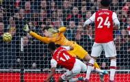 'Đó là thứ bóng đá tuyệt vời từ Arsenal'