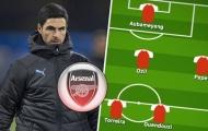 Gặp 'bài test Chelsea', Arteta chọn đội hình nào để Arsenal 'vượt cạn'?