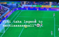 Pogba phát cuồng: 'Martial, huyền thoại tiki-taka!'