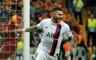PSG mở hội vì câu nói : 'Thời gian của cậu ấy tại Inter Milan đã kết thúc'