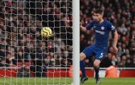 'Làm thế nào Jorginho vẫn còn ở trên sân để ghi bàn?'