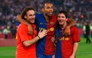 Barca ấn định cái tên gây sốc thay Valverde, 'bạn thân' của Abidal?