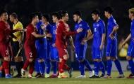 """Giải U23 châu Á 2020: Bại tướng của Việt Nam """"nắn gân"""" người Thái"""
