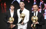 """""""Ronaldo là cầu thủ xuất sắc nhất lịch sử bóng đá"""""""