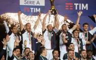 """""""Juventus chỉ có 35% cơ hội vô địch Serie A"""""""