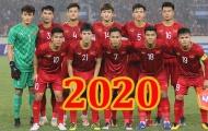 Năm 2020 và 10 sự kiện đáng kỳ vọng của bóng đá Việt Nam