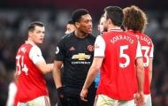 10 con số ngày Arsenal đánh bại Man Utd: Định mệnh tái lập, ngỡ ngàng Ozil