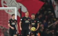 3 sao Man Utd tệ nhất ở trận thua Arsenal: Thất vọng 'Người tàng hình'