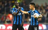 Đây, thống kê quá ấn tượng về Lukaku và Martinez tại Inter Milan