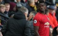'Pogba không muốn ở lại Man United'
