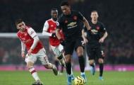 'Lacazette có thể quấy rối, cầu thủ Man Utd đó thì ngược lại'