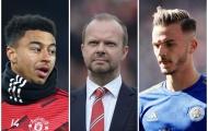 Lingard + 45 triệu = Maddison: 'Trò đùa thế kỷ' của Man Utd?
