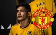 Vì 4 điều, Man Utd phải chiêu mộ bằng được Raul Jimenez!