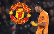 Raul Jimenez: 'Những gì cậu ấy làm tại Man Utd thật tuyệt vời'