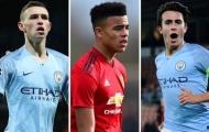5 'măng non' đáng xem nhất ở derby thành Manchester