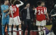 'Arteta không thấy hạnh phúc, anh ấy đã hét lên rất nhiều'