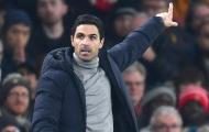 Arteta: 'Có 2 đội Arsenal trên sân'