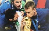 CHÍNH THỨC: Bỏ lại Buffon, bạn vàng World Cup tuyên bố giải nghệ