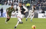 Lập đại công cho Juventus, Ronaldo nói lời thật lòng