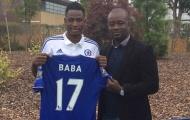 Lộ bảng lương Chelsea: Baba Rahman 'quá mặn'