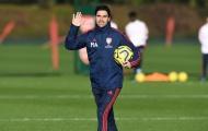 'Trò cưng' cam kết với Arsenal, Arteta đăng đàn nói lời 'phi thường'