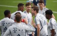 SỐC! Biến tại Bayern, Muller 'knock out' đồng đội xảy ra xung đột không đáng có