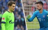 Bayern chốt xong tương lai của '2 cái bóng' sau lưng Neuer