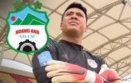 CHÍNH THỨC: Vá hàng thủ, HAGL chiêu mộ cựu thủ môn U23 Việt Nam