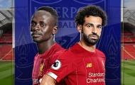 Đội hình 'lục địa đen' đang càn quét trời Âu: 'Song sát' Liverpool; 2 'khao khát' của Man Utd