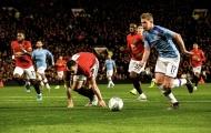 Để 'hủy diệt' Man Utd, Man City chỉ cần tập trước... 15 phút