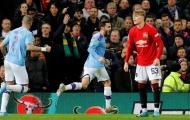 'Không cầu thủ MU nào áp sát anh ta'