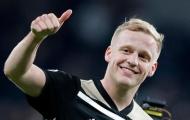 Donny van de Beek: Được Johan Cruyff khen ngợi, là mục tiêu của M.U từ 4 năm trước