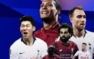 Đội hình kết hợp Tottenham - Liverpool: Không siêu tiền đạo, vẫn có Fantastic Four