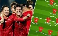 Đội hình ra sân U23 Việt Nam đấu UAE: 'Văn Lâm 2.0', 'cậu ấm' U23 Việt Nam