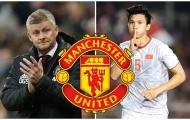 Gọi lại 'CBJ', Man Utd đã thay Việt Nam tuyên bố điều kỳ diệu!