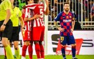 Thua trận, fan Barca điên tiết: 'Chúng ta thua vì điều này không phải vì Atletico!'