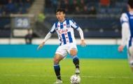 Văn Hậu ra sân, SC Heerenveen giành thắng lợi sát nút