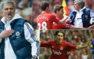 Mourinho và 'mối thù' khó phai với Liverpool