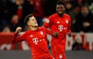 Coutinho lên tiếng, đặt ra mục tiêu muốn cùng Bayern chinh phục