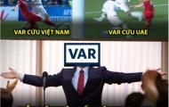 Cười vỡ bụng với loạt ảnh chế sau trận hoà của U23 Việt Nam với UAE