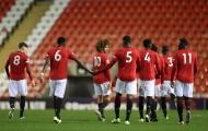2 'tân binh' cùng ra sân, Man Utd thắng kịch tính