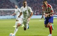 Hazard báo tin cực vui, Real tự tin quyết đấu Atletico Madrid