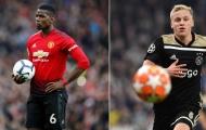 'Kẻ thay thế' Pogba chốt xong khả năng gia nhập Man Utd