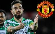 Thỏa thuận hoàn tất, tân binh 'cực chất' sắp ra mắt Man Utd