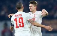 Báo Italia đánh giá cao màn trình diễn của De Ligt